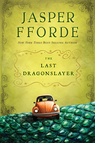 Book Review: Jasper Fforde's Last Dragonslayer