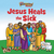 Jesus Heals the Sick by Kelly Pulley