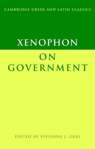 On Government  by  Xenophon