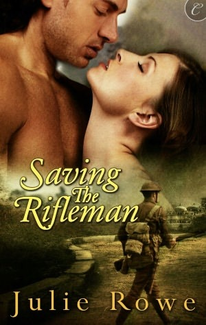 Saving the Rifleman (War Girls, #1)