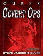 GURPS Covert Ops William H. Stoddard