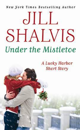 Under the Mistletoe Book Cover