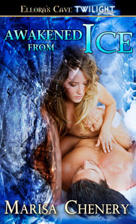 Awakened from Ice (Werewolf Sentinels #1)