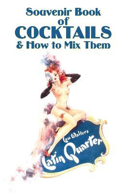 Latin Quarter Souvenir Book Of Cocktails & How To Mix Them Halliwell Hobbes