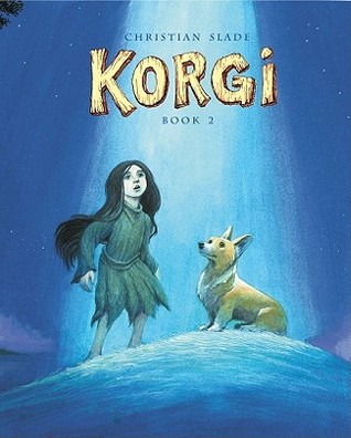 Korgi, Book 2: The Cosmic Collector