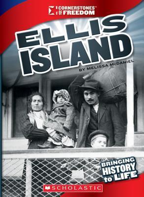 Ellis Island Melissa McDaniel
