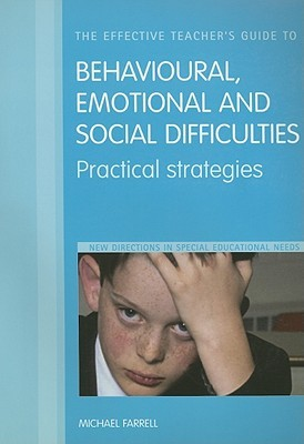 behavioural emotional and social difficulties essay Behavioural, emotional and social difficulties (besd) are a significant impediment to effective teaching and learning in england and wales initiatives such as in-school learning support units (lsus) and off-site pupil referral units (prus) aim to address besd through short-term individualised learning programmes, followed by mandatory.