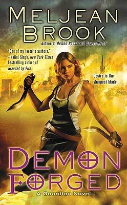 Book Review: Meljean Brook's Demon Forged