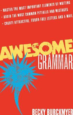 Book Review: Becky Burckmyer's Awesome Grammar