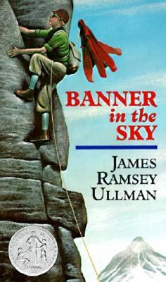 Banner in the Sky Book Cover