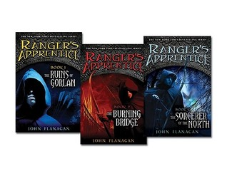 Rangers Apprentice - Books 1 to 3 (2010)
