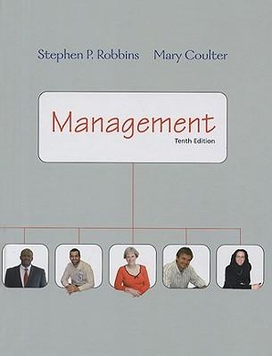Management (MyManagementLab Series) Stephen P. Robbins