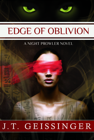 Edge of Oblivion (Night Prowler, #2)  - J. T. Geissinger