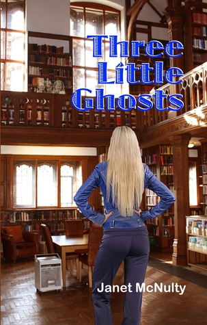 Three Little Ghosts (The Mellow Summers #4)