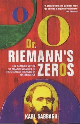 Dr. Riemanns Zeros Karl Sabbagh