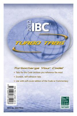 IBC Turbo Tabs  by  International Code Council