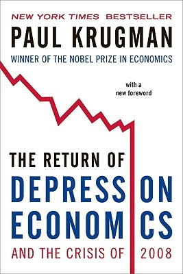 a literary analysis of the return of depression economics by paul krugman In the return of depression economics, paul krugman surveyed the economic crises  and economic analysis this book, written with krugman's trademark ability.