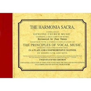 Harmonia Sacra  by  Joseph Funk