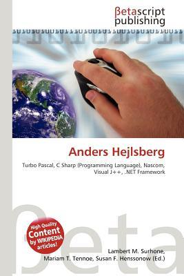 Anders Hejlsberg  by  NOT A BOOK