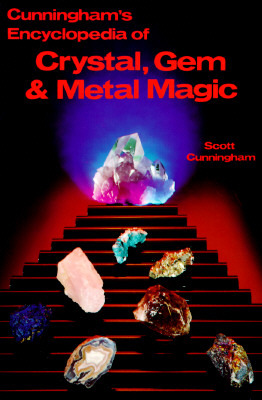 Cunninghams Encyclopedia of Crystal, Gem Metal Magic