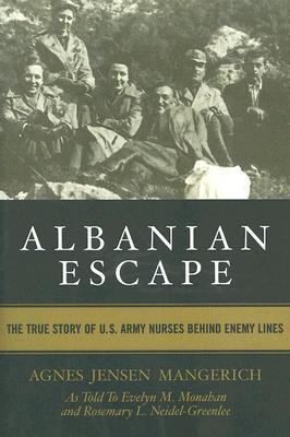 Albanian Escape  by  Agnes Jensen Mangerich