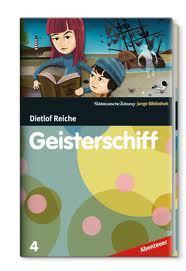 Geisterschiff (SZ Junge Bibliothek Abenteuer, #4)  by  Dietlof Reiche