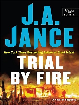 Trial By Fire (Ali Reynolds, #5)