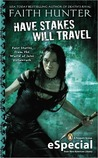 Have Stakes, Will Travel (Jane Yellowrock, #4.5)