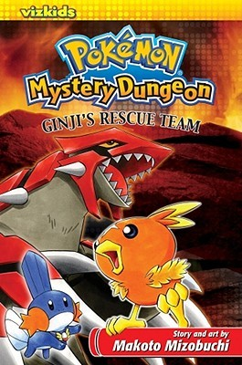 Pokémon Mytery Dungeon: Ginji's Rescue Team
