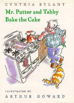 Mr. Putter Tabby Bake the Cake Mr. Putter Tabby 3