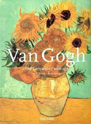 Vincent Van Gogh: The Complete Paintings (Paperback)