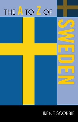 The A to Z of Sweden  by  Irene Scobbie