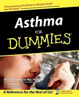 Asthma For Dummies  by  William E. Berger