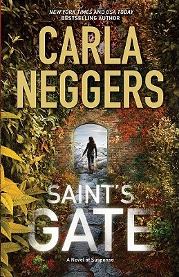 Cover: Saint's Gate_Carla Neggers