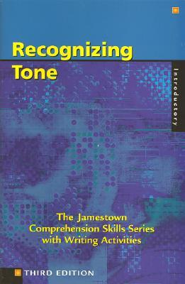 Recognizing Tone: Introductory: With Writing Activities  by  Jamestown Publishers