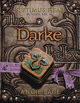 Book Review: Angie Sage's Darke