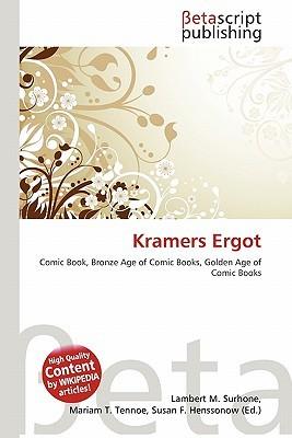 Kramers Ergot NOT A BOOK