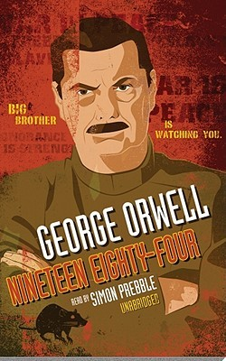 April 6 (Monday) 6:30 pm -- The Orange County Public Library's First Monday Classics series discusses Orwell's 1984.