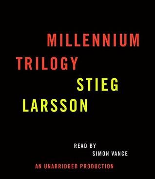 Stieg Larsson Millennium Trilogy DN Bundle