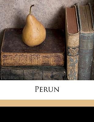 Perun  by  Serge Gorodetski