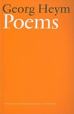 Poems Georg Heym