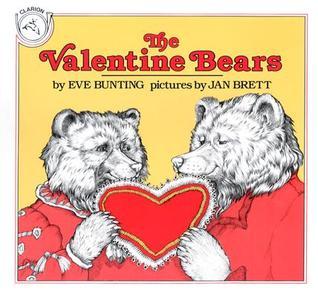 Preschool Valentine Bear Crafts