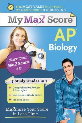 AP Biology: Maximize Your Score in Less Time  by  Robert S. Stewart Jr.