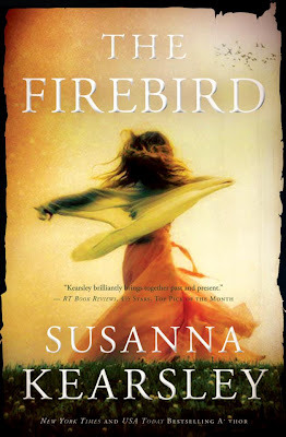 Book Review: Susanna Kearsley's The Firebird