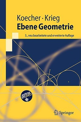 Ebene Geometrie  by  Max Koecher