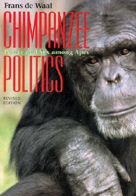 chimpanzee politics The first edition of frans de waal's chimpanzee politics was acclaimed not only by primatologists for its scientific achievement but also by politicians, business leaders, and social psychologists for its remarkable insights into the most basic human needs and behaviors twenty-five years later, this book is considered a classic featuring a new preface that includes recent insights from the.
