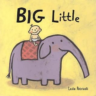 Big Little Leslie Patricelli