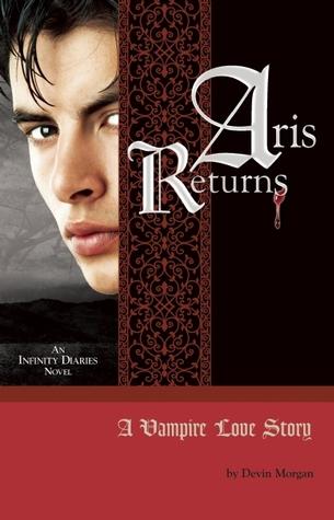 A Vampire Love Story (Infinity Diaries Trilogy, #1)  - Devin Morgan
