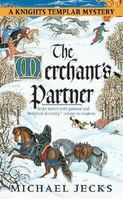 The Merchant's Partner (Knights Templar #2)  - Michael Jecks