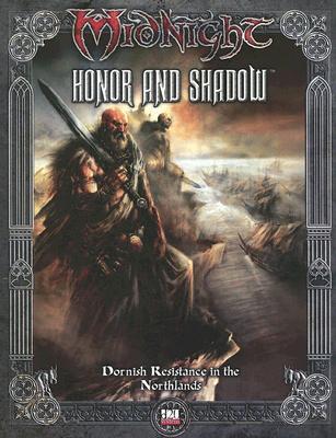 Honor and Shadow Rob Vaughn